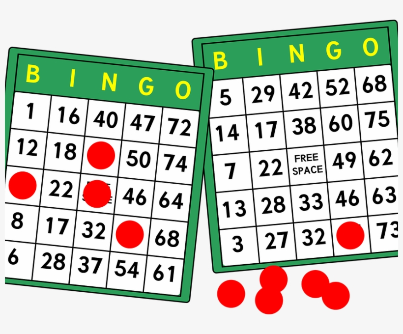 Crosslake Fifty Lakes American Legion And Auxiliary - Bingo Card Clip Art  Transparent PNG - 800x600 - Free Download on NicePNG