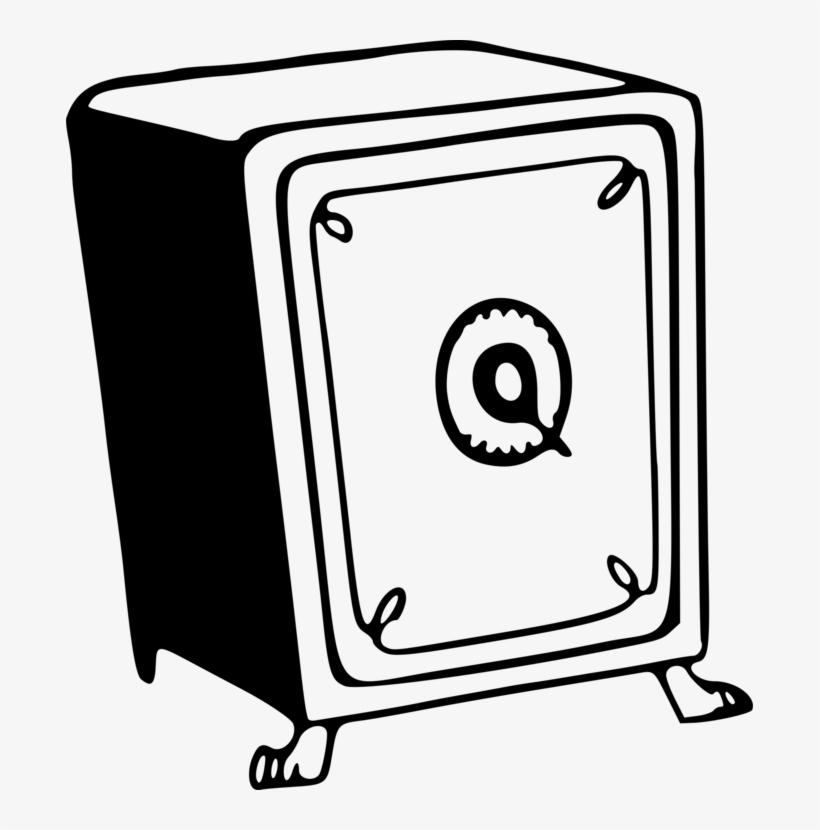 Safety Download Bank Vault - Clipart Safe Transparent PNG