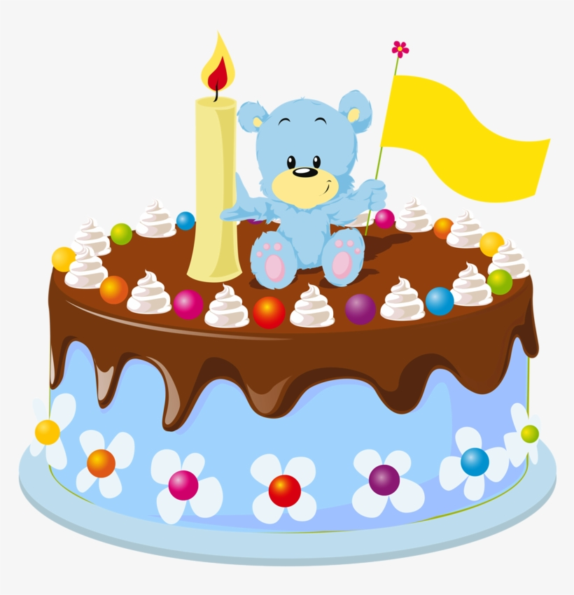 Ani Birthday Cake Cartoon Png Transparent Png 791x800 Free Download On Nicepng