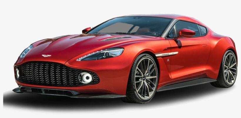 Aston Martin Vanquish Zagato Aston Martin Vanquish 2019 Red Transparent Png 1158x571 Free Download On Nicepng