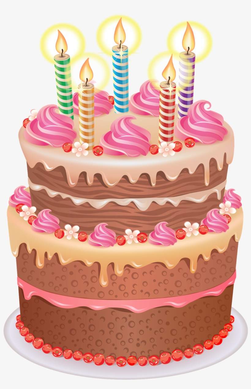 Happy Birthday Graphics Clip Art Png Free Download Birthday Card
