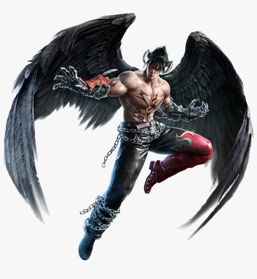 Devil Jin Kazama Devil Jin Tattoo Transparent Png 809x816 Free