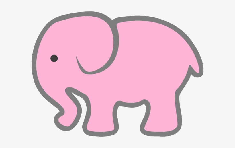 Elephant Clipart Baby Shower Girl Birth Announcement Mother And Baby Elephant Transparent Png 600x436 Free Download On Nicepng