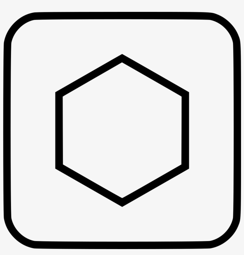 Hexagon Comments Checkbox Icon Checkbox Transparent Png 981x980