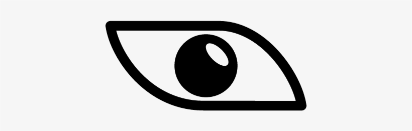 Slanted Eye Vector Asian Cartoon Eyes Png Transparent Png