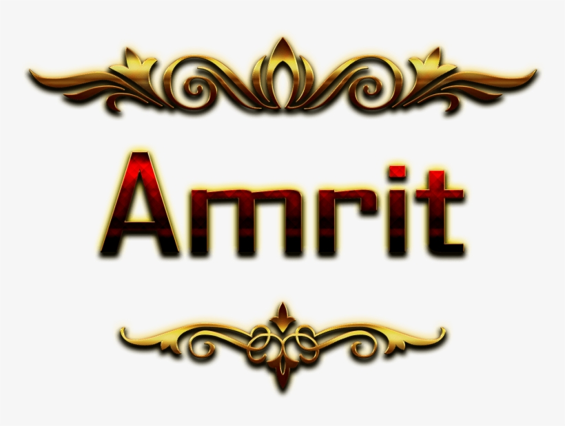 Free Png Amrit Happy Birthday Balloons Name