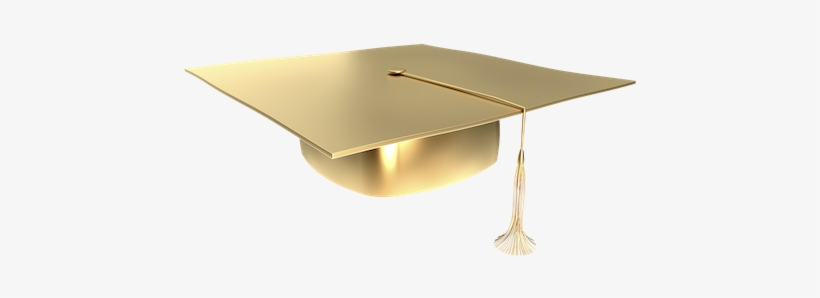 Gold Graduation Cap Png Graduation Ceremony Transparent Png