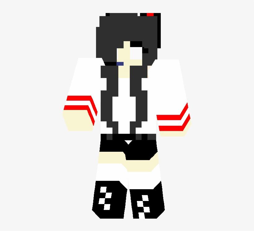 Aaaazzzzzzz - Cute Hot Minecraft Girl Skins Transparent PNG