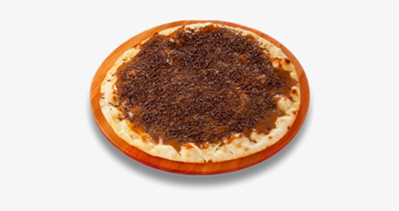 Imagem De Mini Pizza De Brigadeiro Smell Of Pizza Transparent