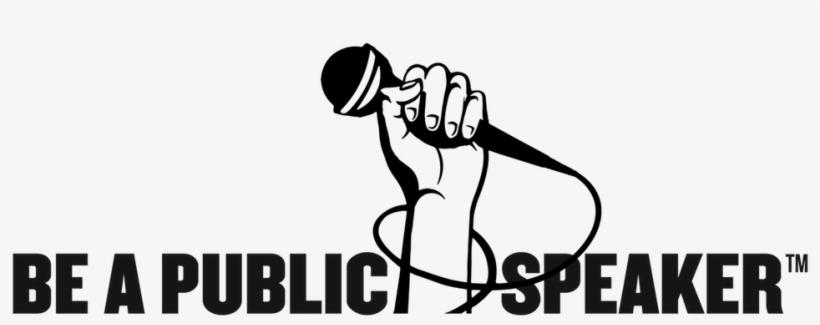 Bea Public Speaker Logo-1 - Motivational Speaker Logo Png