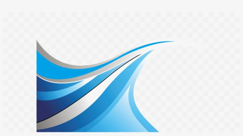 Vector Png Image Blue Abstract Png Transparent Png