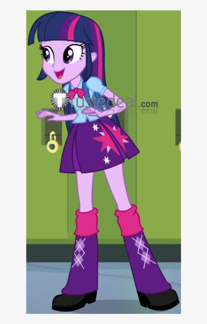 My Little Pony Equestria Girls Twilight Sparkle Light Equestria