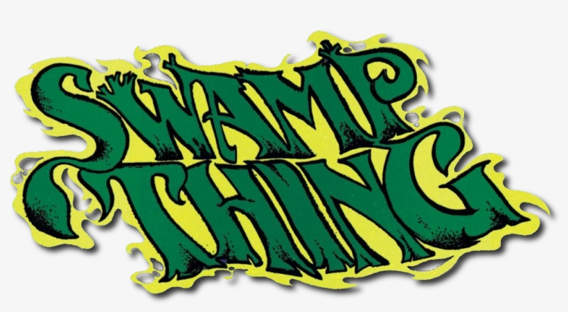 Swamp Thing Issue 116 Logo Swamp Thing 1982 110 Any Deadly Thing