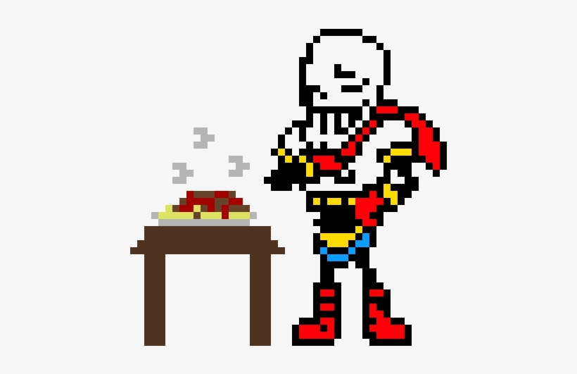 Papy S Spagetti Undertale Papyrus Overworld Sprite Transparent Png 550x490 Free Download On Nicepng Papyrus is a widely available typeface designed by chris costello, a graphic designer, illustrator, and web designer. undertale papyrus overworld sprite