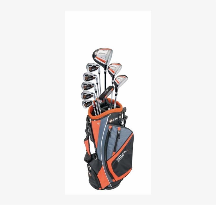 99ec988750 Ram Sdx Men s Golf Set With Stand Bag Just  299 - Golf Transparent ...