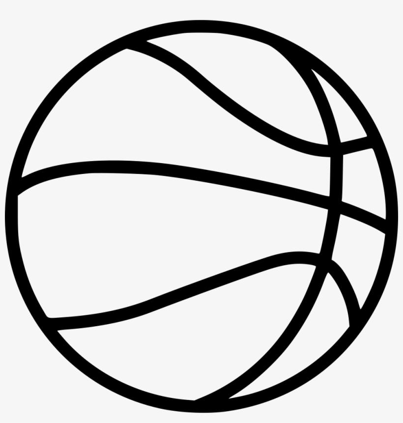 Basketball Icon Free Download Png Basketball Outline Balon
