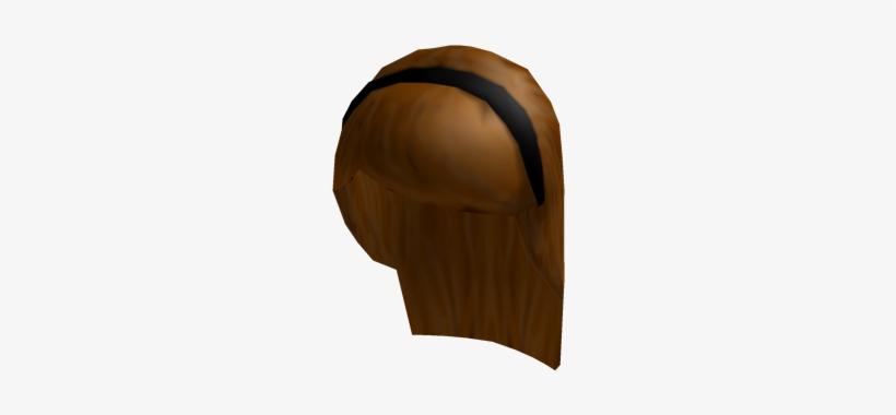 19 Transpa Roblox Hair Png Huge Bie For Powerpoint Brown Hair