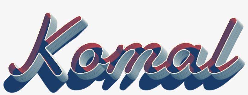I Love You Komal Name Wallpaper - Name Michel