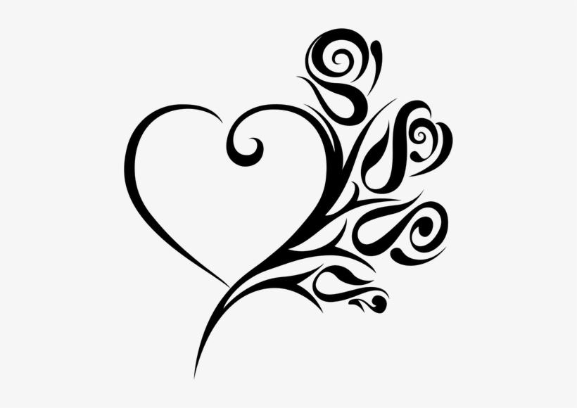 378 Tribal Tattoo Clip Art Public Domain Vectors - Wedding