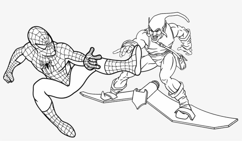 Homem Aranha Para Colorir 03 Spiderman Coloring Pages