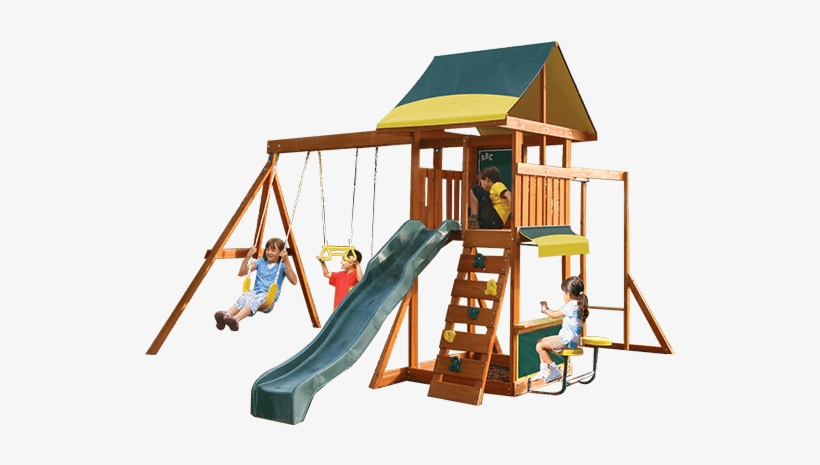 Buy Big Backyard Swing Sets