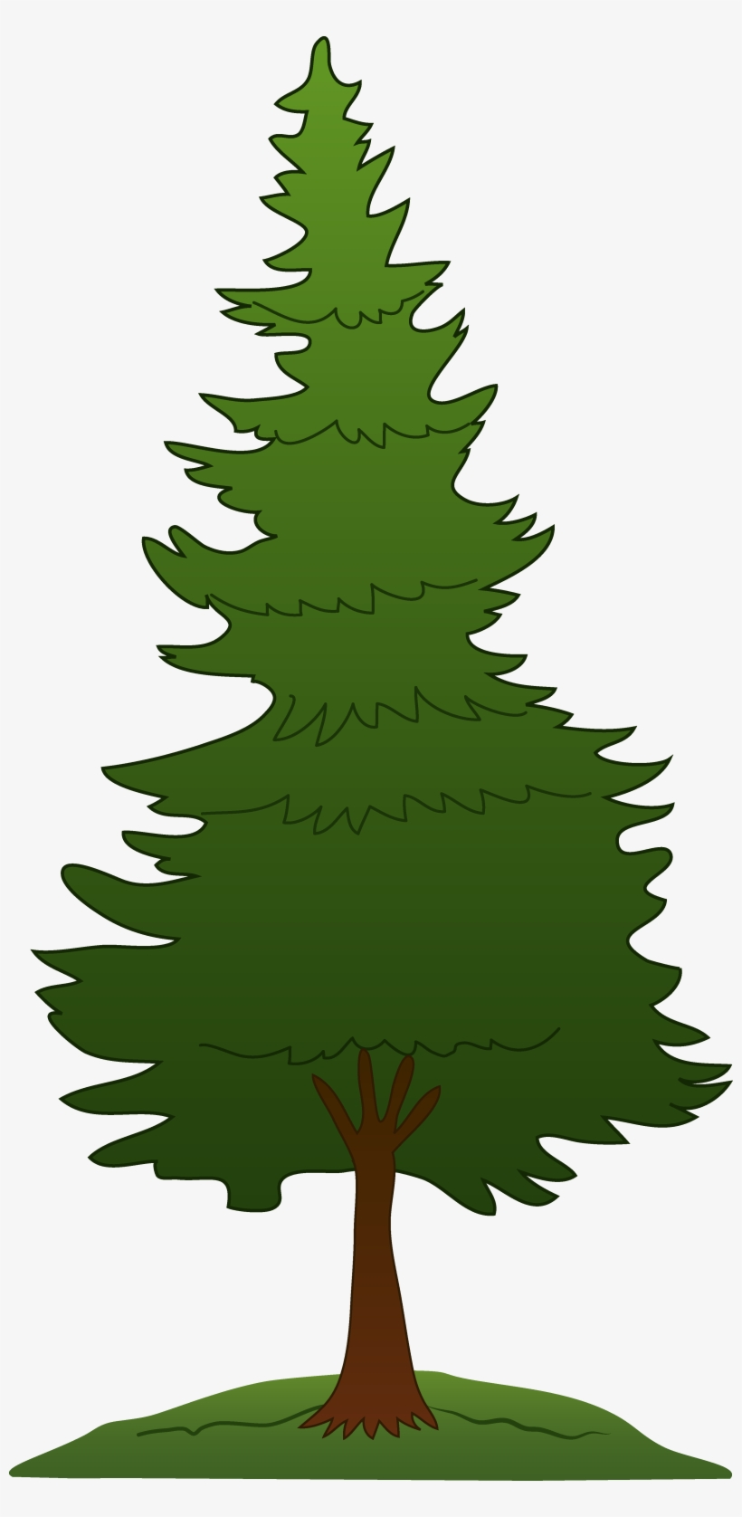 Tree Clip Art Pine Tree Clipart Free Pine Clipart Transparent Png