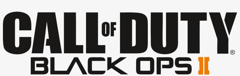 Call Of Duty Black Ops Call Of Duty Black Ops 2 Logo Transparent