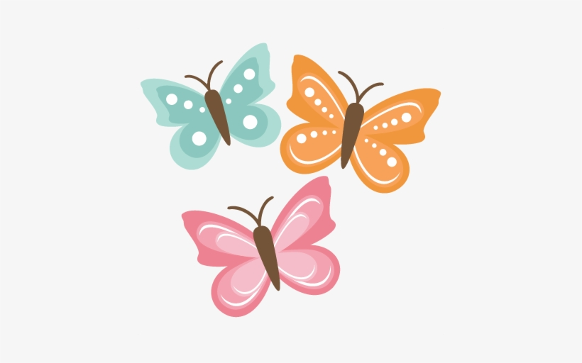 Cute Butterflies Png Pic - Cute Butterflies Png Transparent PNG - 432x432 -  Free Download on NicePNG