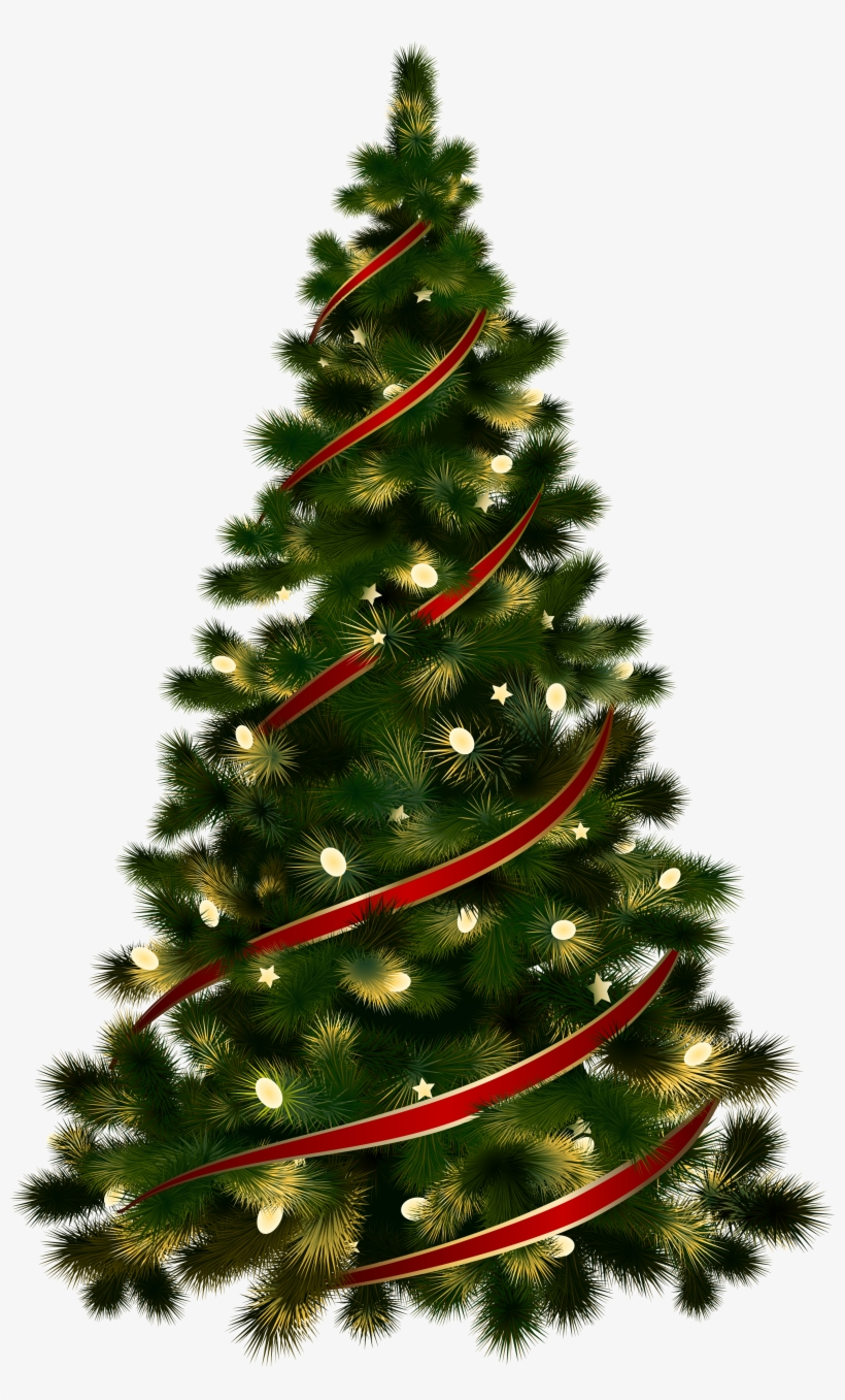 Christmas Tree Png Christmas Tree With Transparent Background