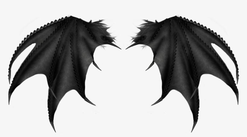 Devil Wings Png Demon Wings Png Transparent Png 4093x2191