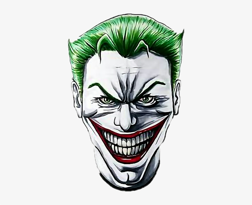 Simple Joker Drawing Best Tattoo Ideas