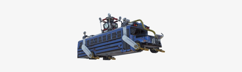 Motorbus Rocket League Fortnite Battle Bus Png Transparent Png 559x300 Free Download On Nicepng
