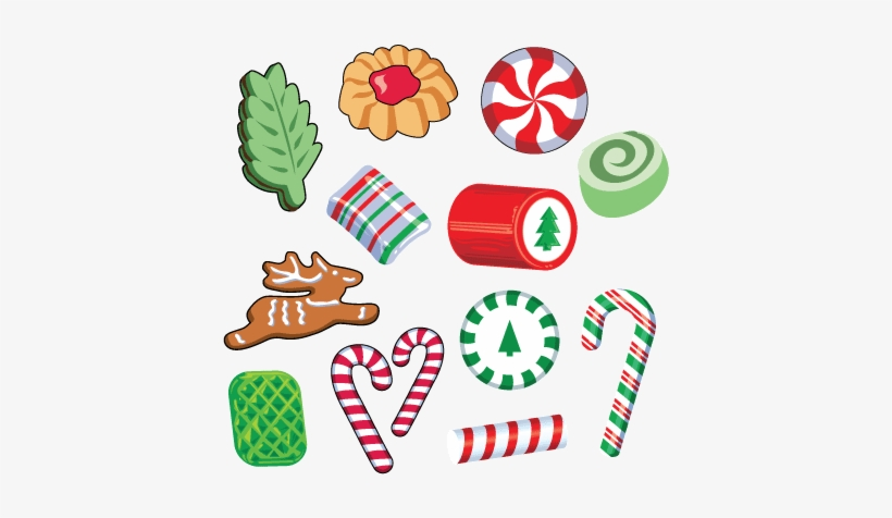 Christmas Candy Clipart.Sweets Clipart Christmas Candy Candy Transparent Png