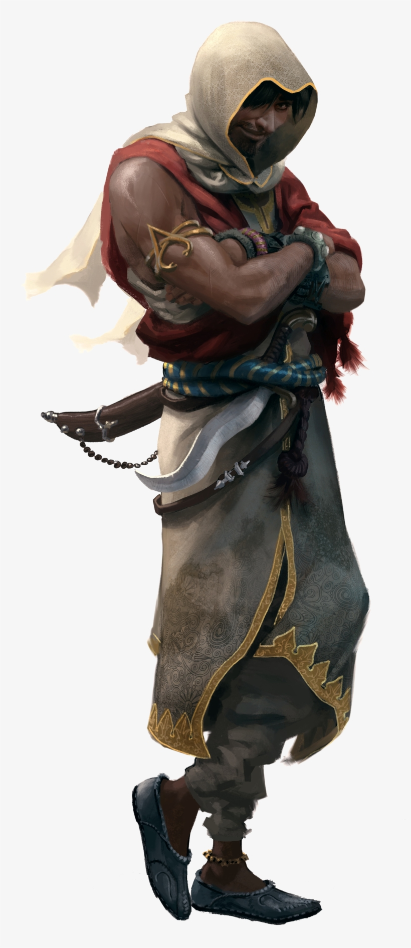 Winsel Assassin S Creed Chronicles India Character Transparent