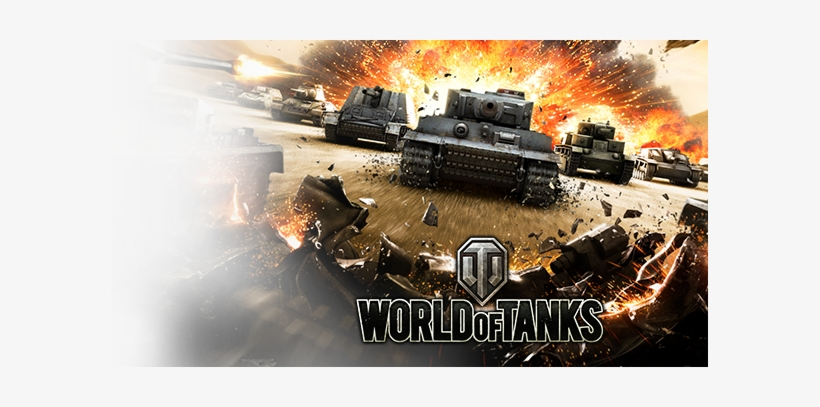 World Of Tanks Transparent PNG - 597x327 - Free Download on