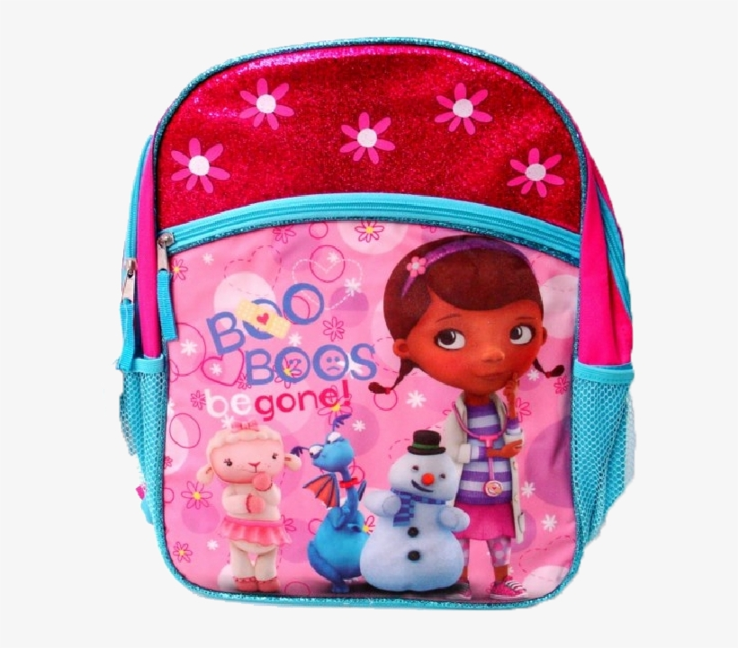 d6a0b0d7ad3a Cantidad - - Doc Mcstuffins Insulated Lunch Bag Transparent PNG ...
