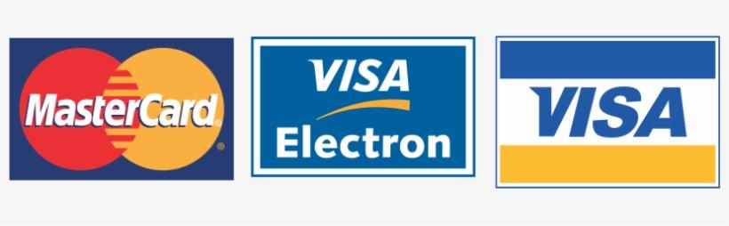 Visa Electron Logo Png Download - Visa Master Visa Electron