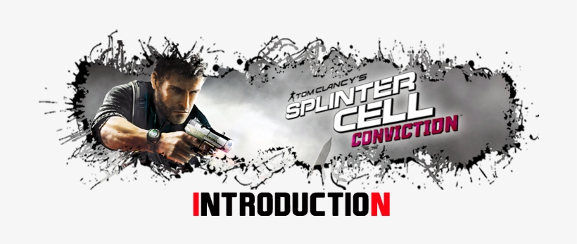 T2yflau splinter cell conviction perfect guide transparent png.