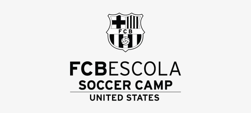 Fc Barcelona Soccer Camp Fc Barcelona Escola Logo Transparent Png 500x317 Free Download On Nicepng