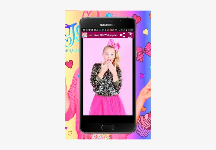 Jojo Siwa 2018 Hd Wallpapers Jojo Siwa 2017 Transparent Png 324x488 Free Download On Nicepng