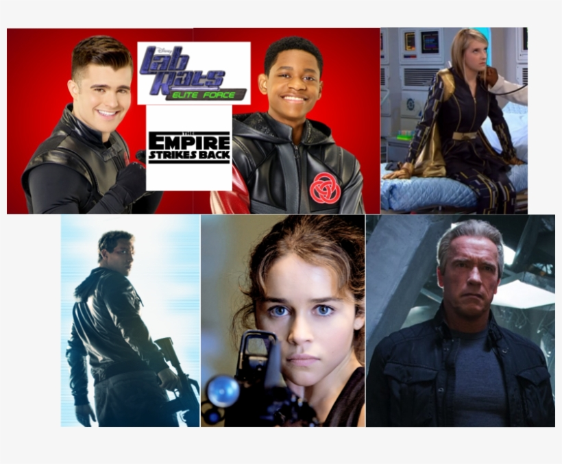 new episode of lab rats elite force