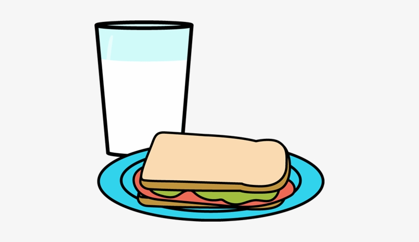 cool glass of milk clipart glass of milk and sandwich cartoon sandwich on plate transparent png 450x394 free download on nicepng cool glass of milk clipart glass of
