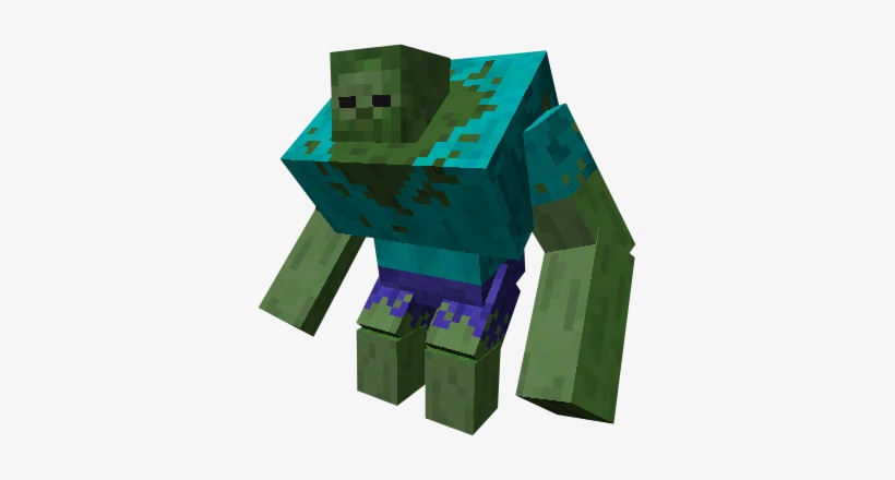 Mutant Zombie - Zombie Minecraft Transparent PNG - 347x360 - Free ...