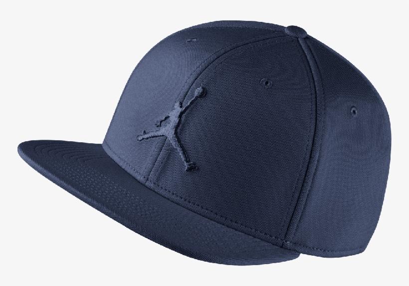 76f060adb23cc9 Jordan Jumpman Snapback Adjustable Hat Transparent PNG - 750x750 ...