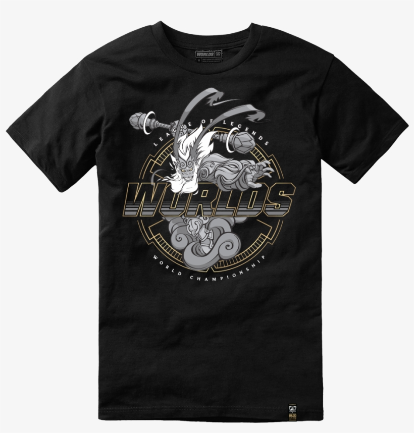 Worlds 2017 Radiant Wukong Tee - League Of Legends World