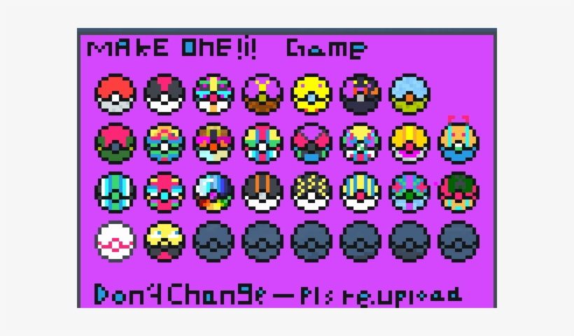 Pokeball 25 Pixel Art Smiley Transparent Png 600x400