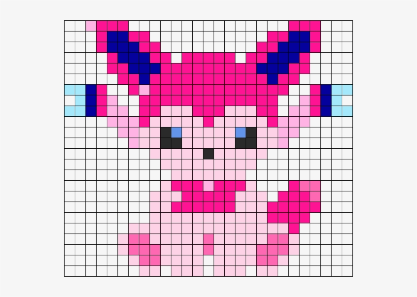 Easy Pixel Art On Grid | KoolGadgetz