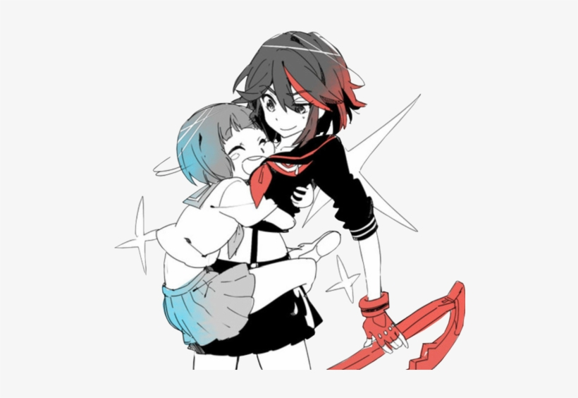 Anime Kill La Kill And Ryuko Matoi Image Kill La Kill