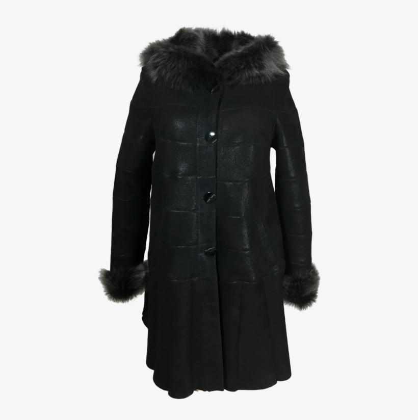 3472cb6917a Dudex Fashion Ladies Womens Toscana Shearling Sheepskin - Vetements  Oversized Overcoat