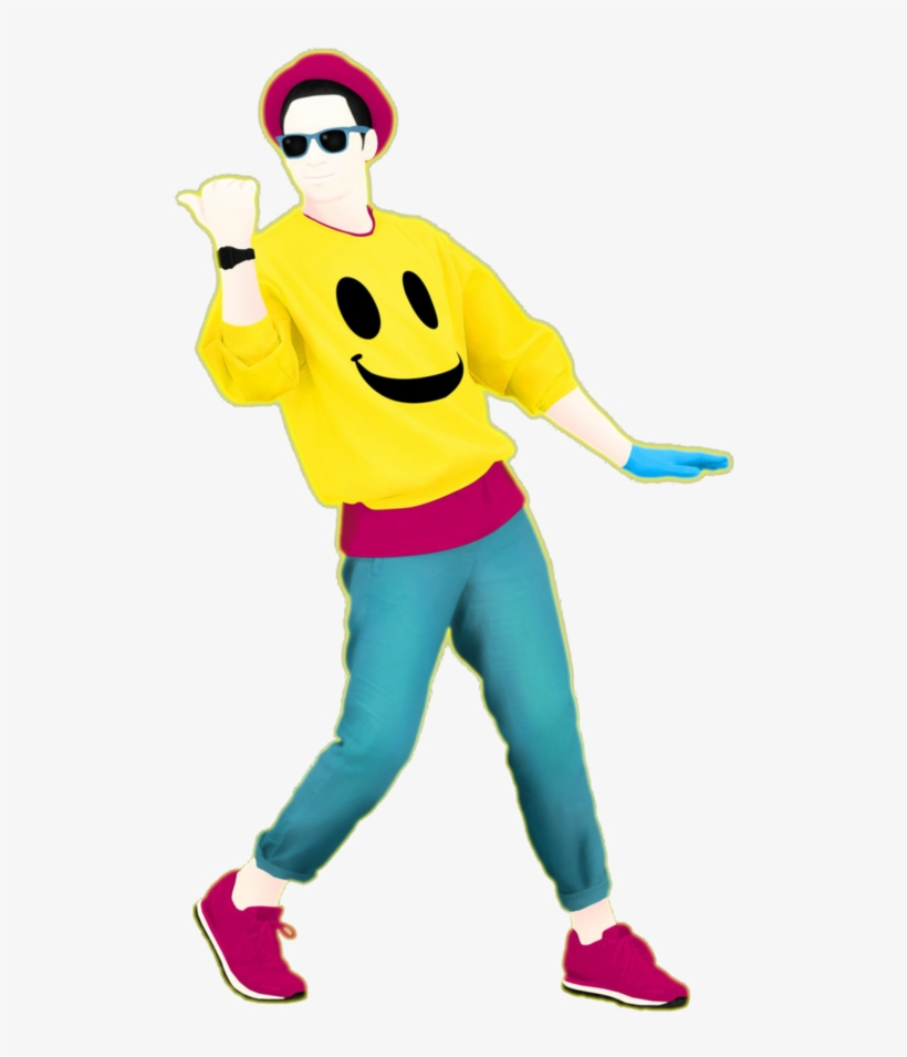 Jumping Silhouette Png Happy Just Dance Png Transparent Png 765x1045 Free Download On Nicepng